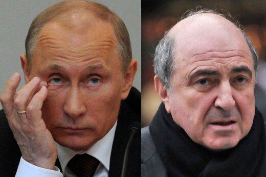 Vladimiras Putinas, Borisas Berezovskis