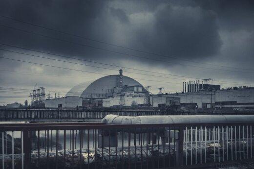 Černobylis, Ukraina