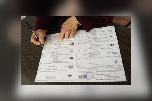 Rinkimai Rusijoje, balsavimas