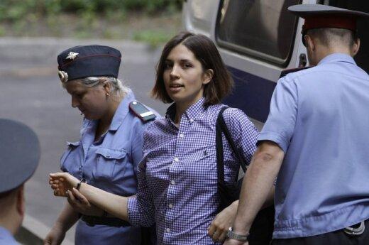 Защита Pussy Riot пригрозила жалобой в ЕСПЧ