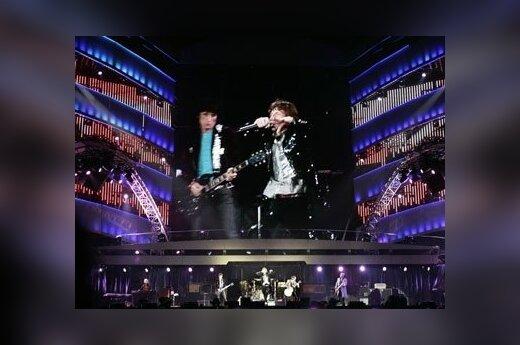 Rolling Stones zostali ukarani za zbyt długi koncert