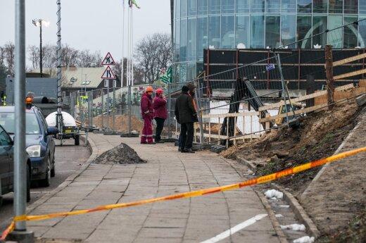 Экологическая авария в Вильнюсе: 30 000 кубометров сточных вод и 450 000 евро ущерба