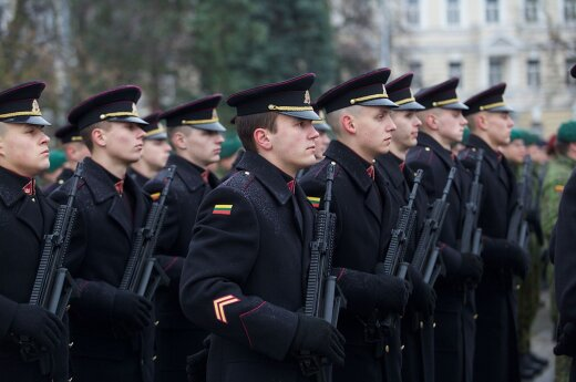 Lithuania's defence spending next year to reach 1.79% of GDP