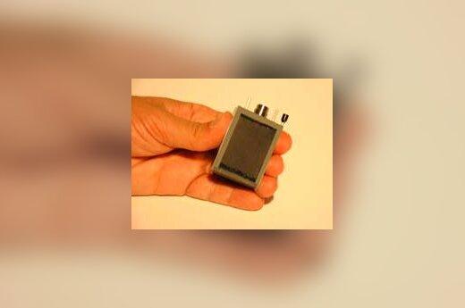 Aliuminio baterija