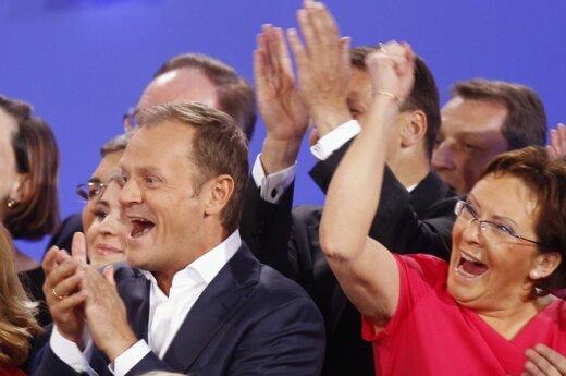 Tusk zostanie szefem Komisji Europejskiej?