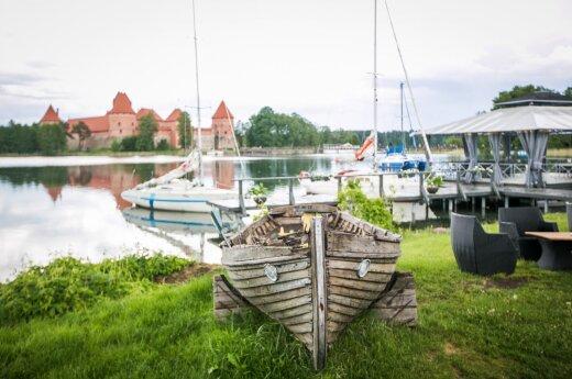 В Литву приходит лето
