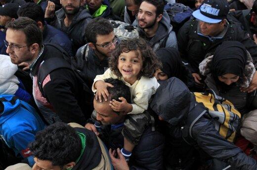 """Иракские беженцы в Литве ищут спасения от """"Исламского государства"""""""
