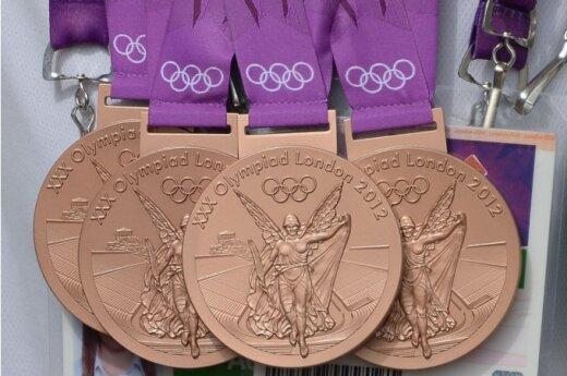 Olimpiniai medaliai