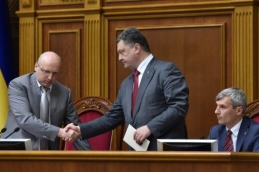 Турчинов: в Харькове начато проведение антитеррористической операции
