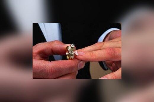 Vestuvių žiedas