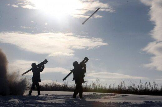 На лечение в Вильнюс из Киева прибудут семь военных