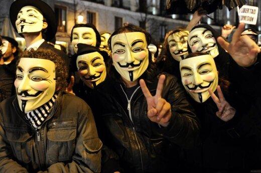 Atak hakerów Anonymous na Polskę