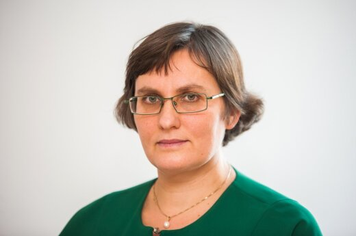 Ilona Tamutienė, J. Petronio nuotr