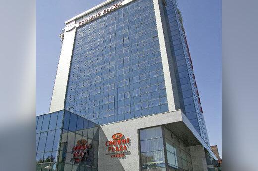 """""""Crowne Plaza"""" viešbutis"""