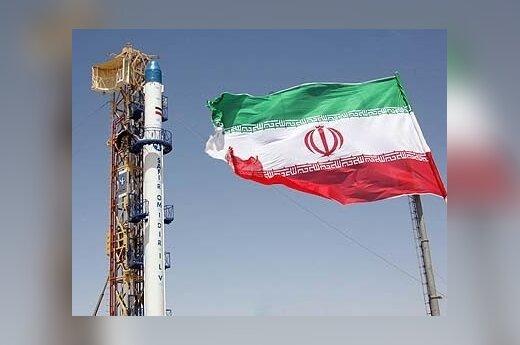 Iranas paleido palydovą gabenančią raketą