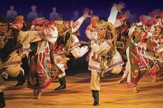 В Вильнюсе выступит Государственный ансамбль танца Беларуси