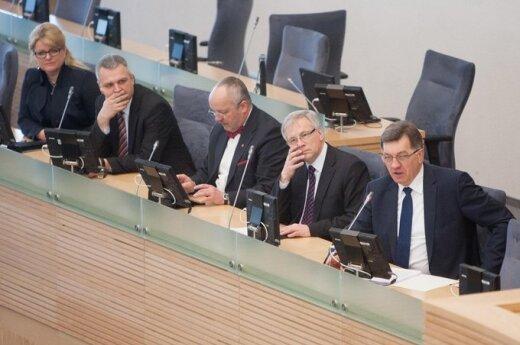 Кабмин Литвы утвердил проект бюджета следующего года