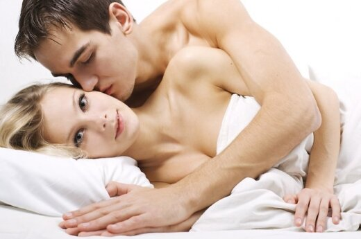 Качество секса: стройте отношения