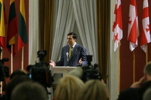 Саакашвили: США выразили поддержку Грузии