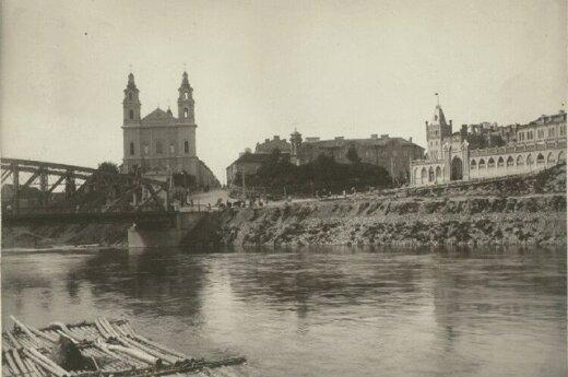 LUNI zaprasza do Wilna z 1905 roku