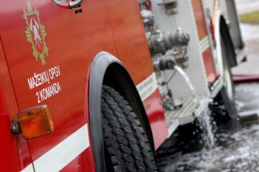 В Расейнском районе сгорели три человека