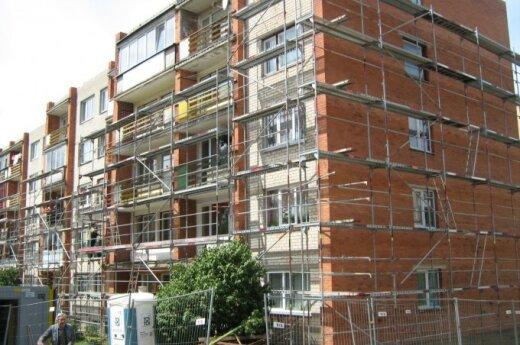 Namo renovacija sumažina sąskaitas už šildymą