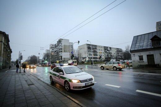 Из-за ремонта газопровода ограничено движение на проспекте Саванорю