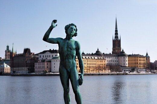 Populiariausiame Stokholmo muziejuje Abiejų Tautų Respublika vadinama Lenkija