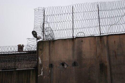 В Лукишкской тюрьме неожиданно скончался заключенный