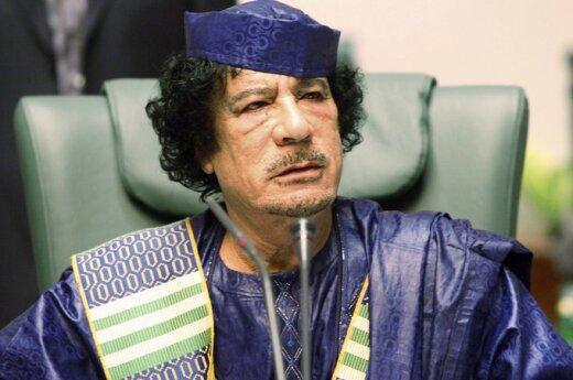 Muammaras Gaddafi