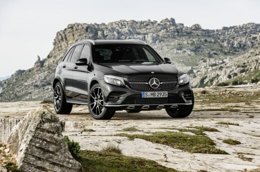 """Mercedes-AMG GLC 43 4Matic"""