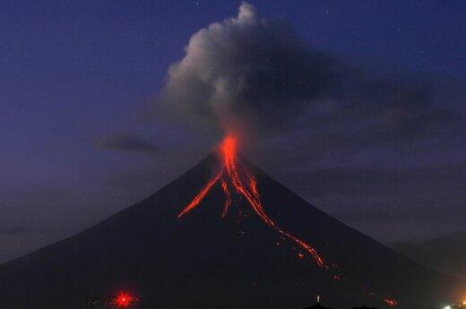 Włochy: Zwiększona aktywność wulkanów