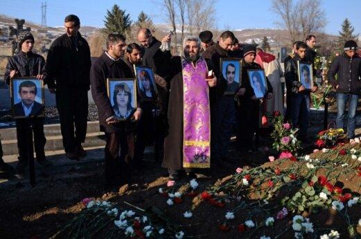 Армения: скончался раненный в Гюмри шестимесячный ребенок