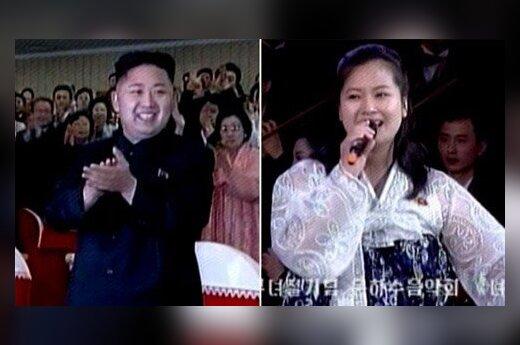 Za sekstaśmy publicznie rozstrzelano byłą partnerkę Kim Dzon Una