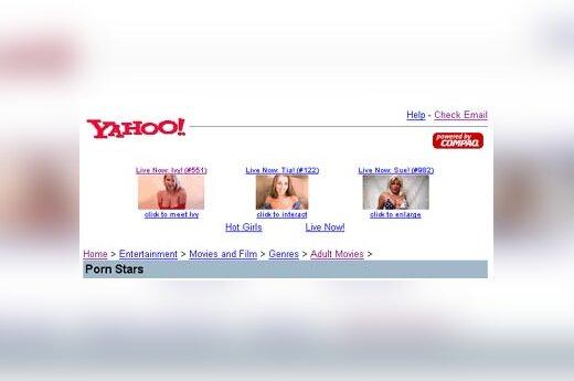 """""""Yahoo"""""""