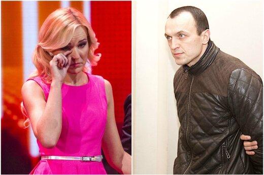 Donata Gutauskienė ir Rolandas Gutauskas