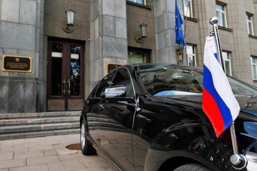 Удастся ли узаконить собственность Литвы в Москве и забрать у России здание в Турнишкес?