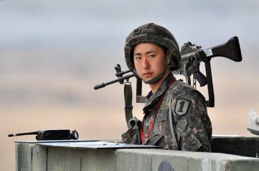 Корея вслед за Китаем расширила зону действия своей ПВО
