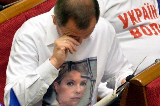 Ukraina nie wypuszcza Tymoszenko. Umowa stowarzyszeniowa wisi na włosku