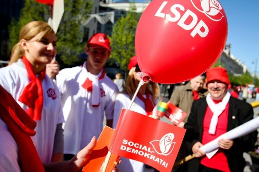 Will high approval ratings for social democrats translate into election gains?