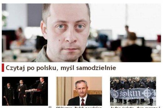 DELFI startuoja naujienų kanalas lenkų kalba