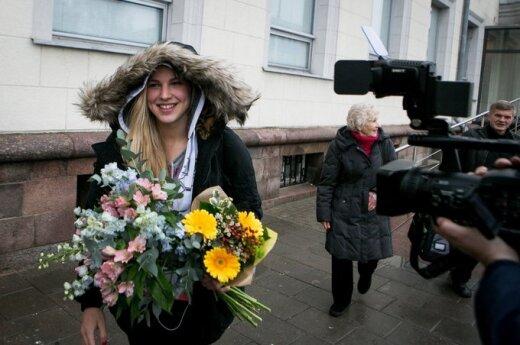 Вернувшаяся в Литву Мейлутите: состязаться с Ефимовой – одно удовольствие