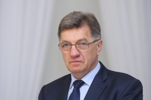 Prime Minister Butkevičius says Polish party's position in government is not on the line