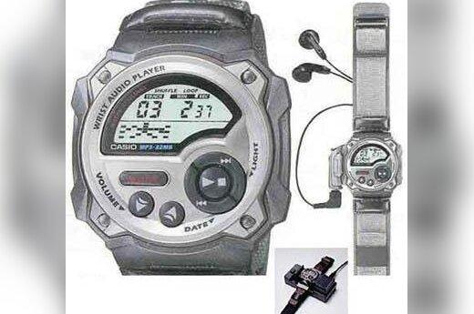 MP3 laikrodis