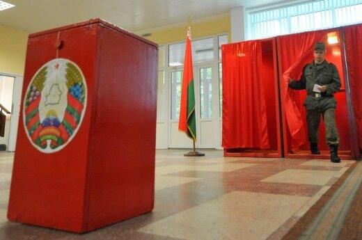 Białoruś: Ani jednego opozycjonisty u władzy