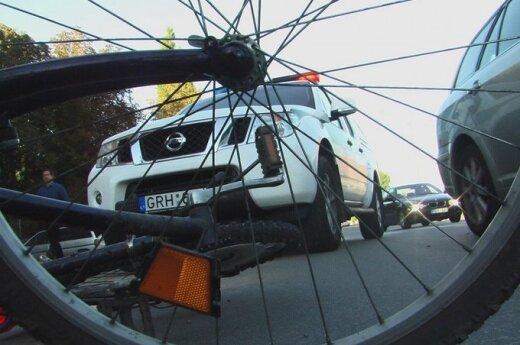 Laiškas dviratininkams: mielieji, gal pasidomėkite KET?