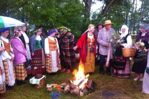Rasų šventė Darsūniškio kaime