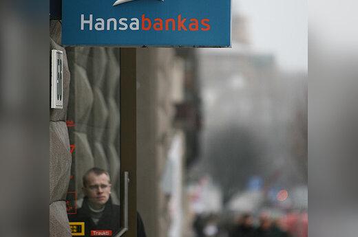 """Bankas """"Hansabankas"""""""