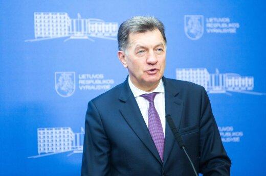 Премьер: Литва не намерена закупать электроэнергию с Островецкой АЭС