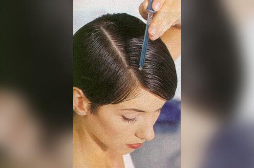 Terapija plaukams